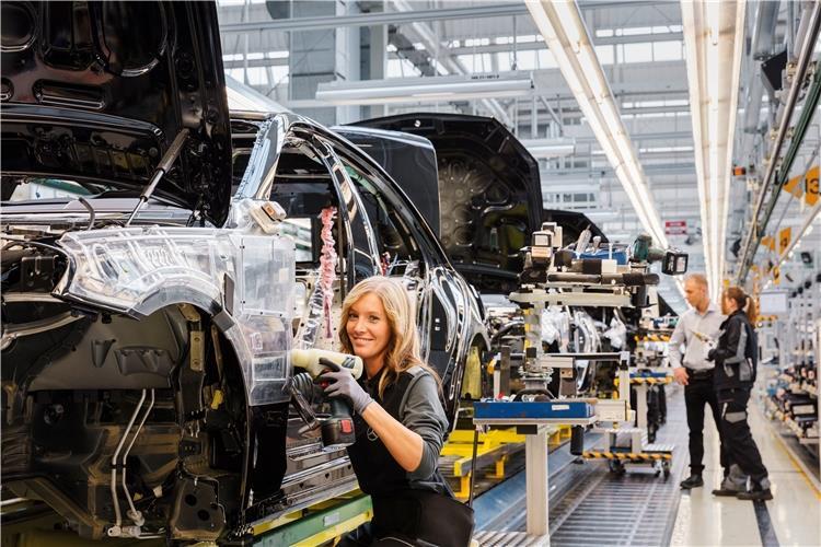 Werk Mercedes