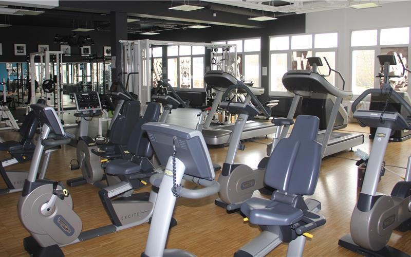 öffnung Sportstudios